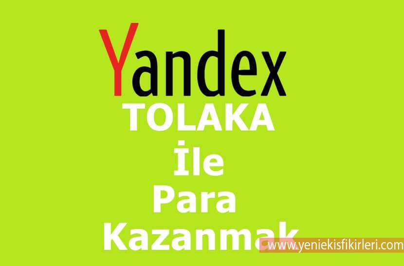 Yandex Para Kazanma