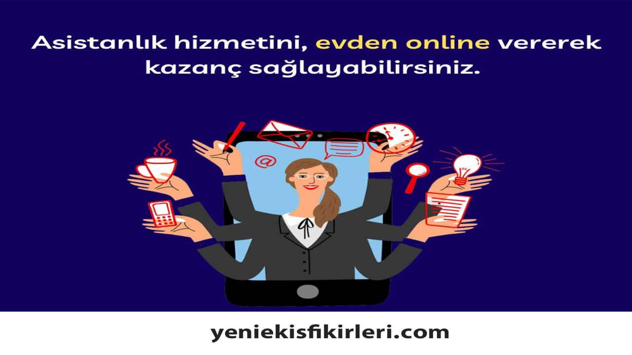 Online İş Fikirleri 2020