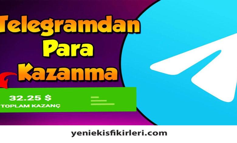 Photo of Telegram Para Kazanma 20200 (0)