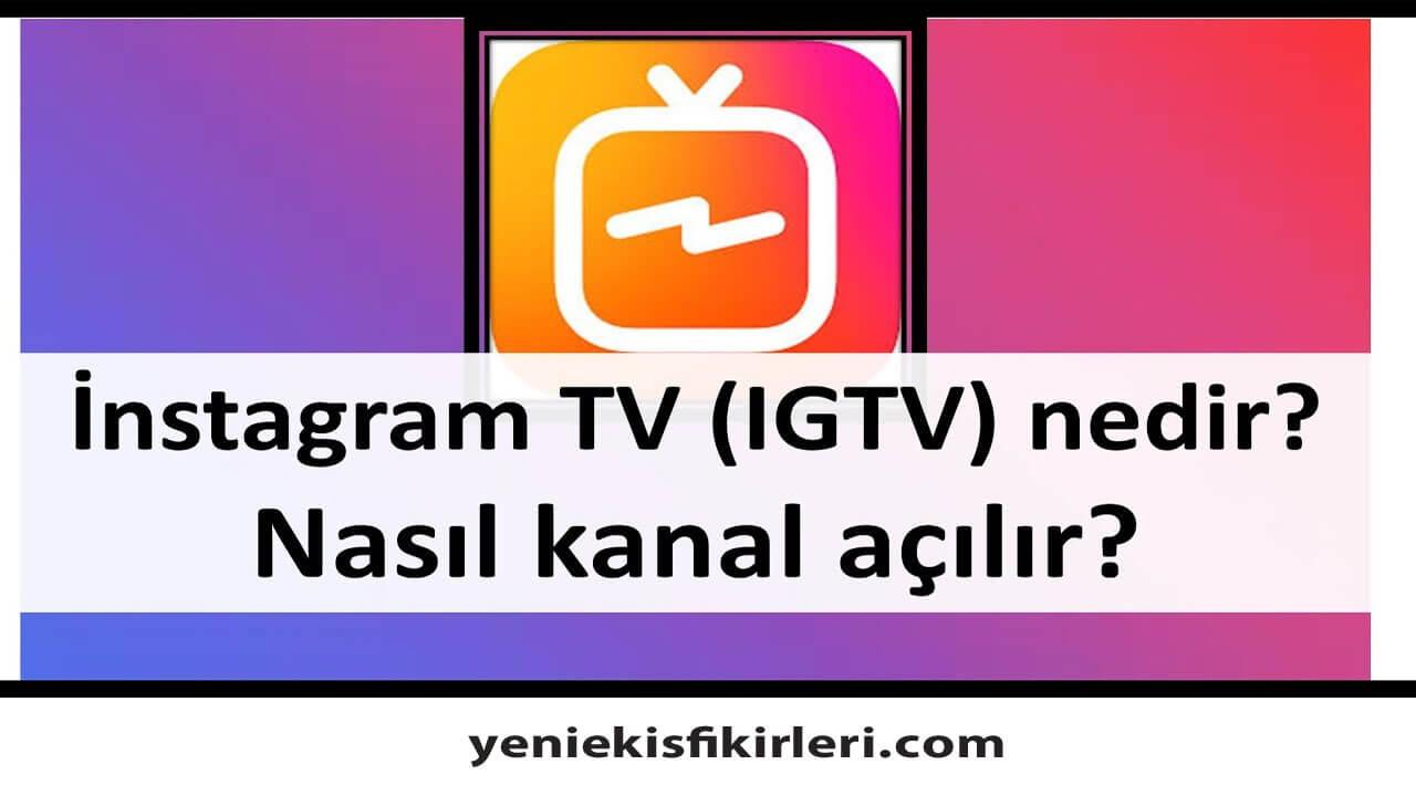 IGTV Nedir? Nasıl Para Kazanılır?