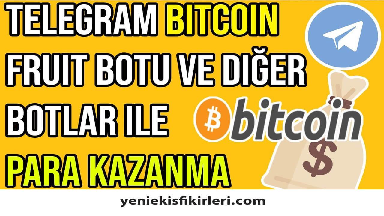 Telegram Para Kazanma 2020