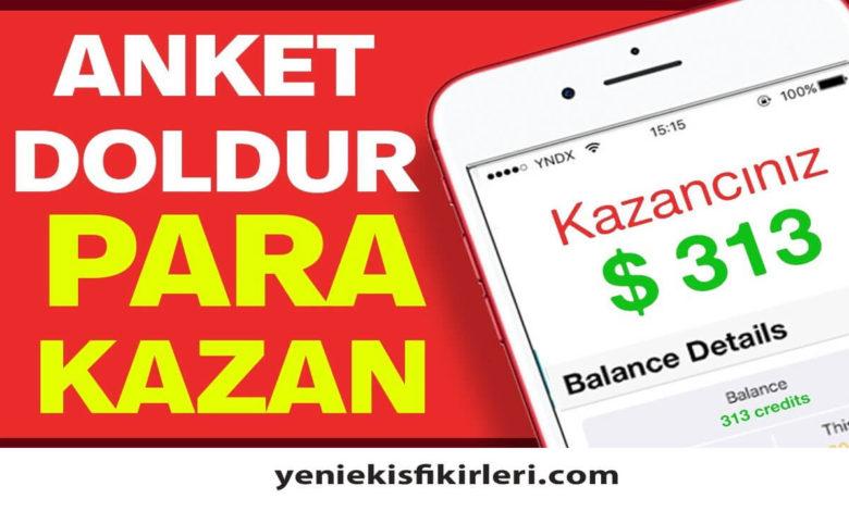 Photo of İnternetten Anket Doldurarak Para Kazanma Güvenilir mi?0 (0)