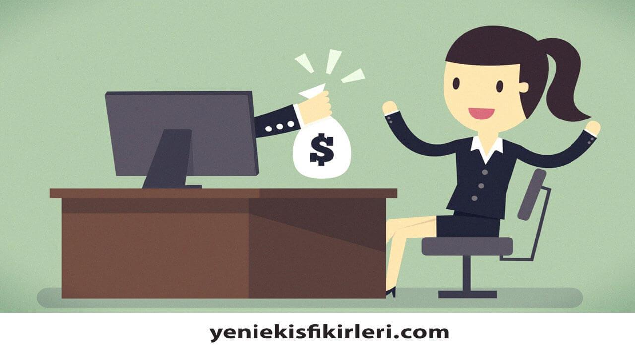 Öğrenciler için İnternetten Para Kazanma Yolları