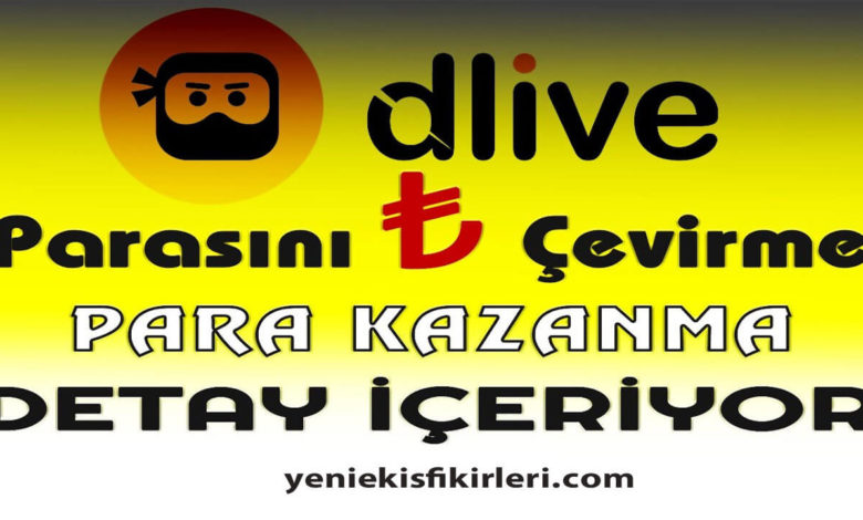 Photo of Dlive Para Kazanma0 (0)