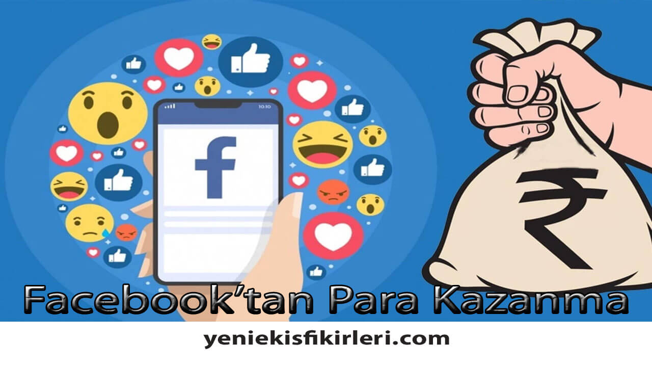 Facebook'tan Para Kazanma Yöntemleri