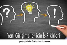Photo of Yeni Girişimciler için İş Fikirleri